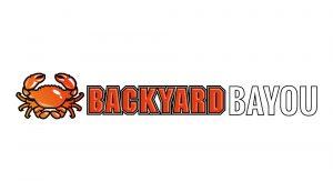 Backyard Bayou restaurant logo
