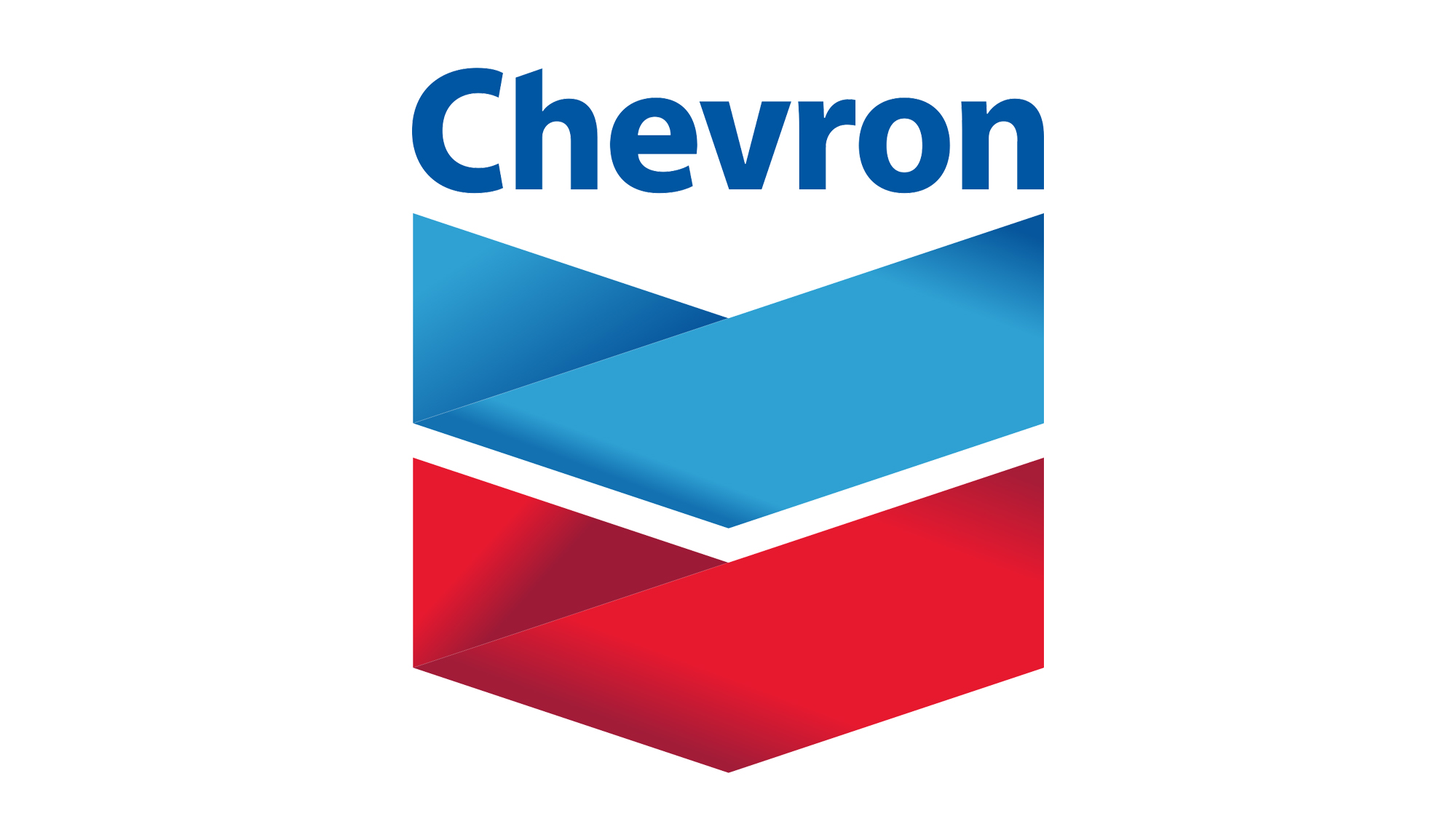 Chevron gas station logo