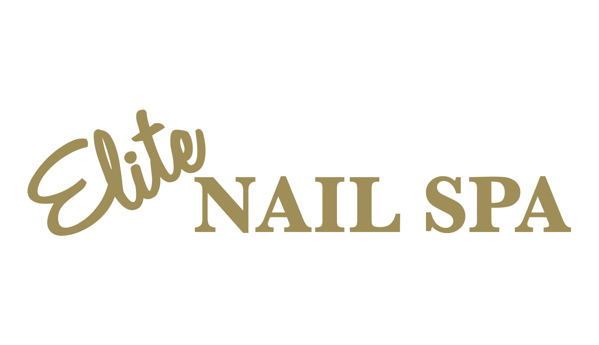 Elite Nail Spa logo