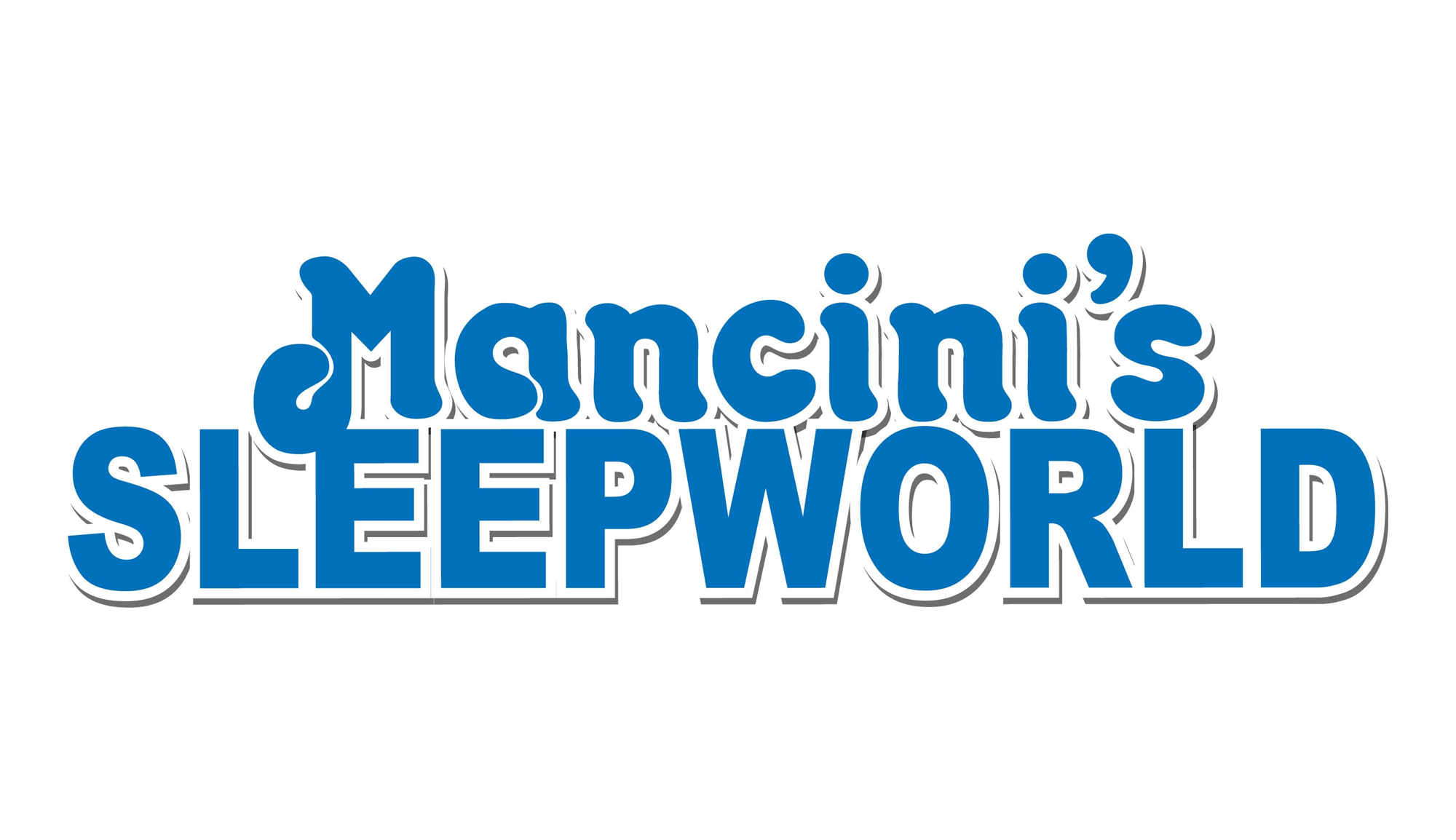 Mancini's Sleepworld logo