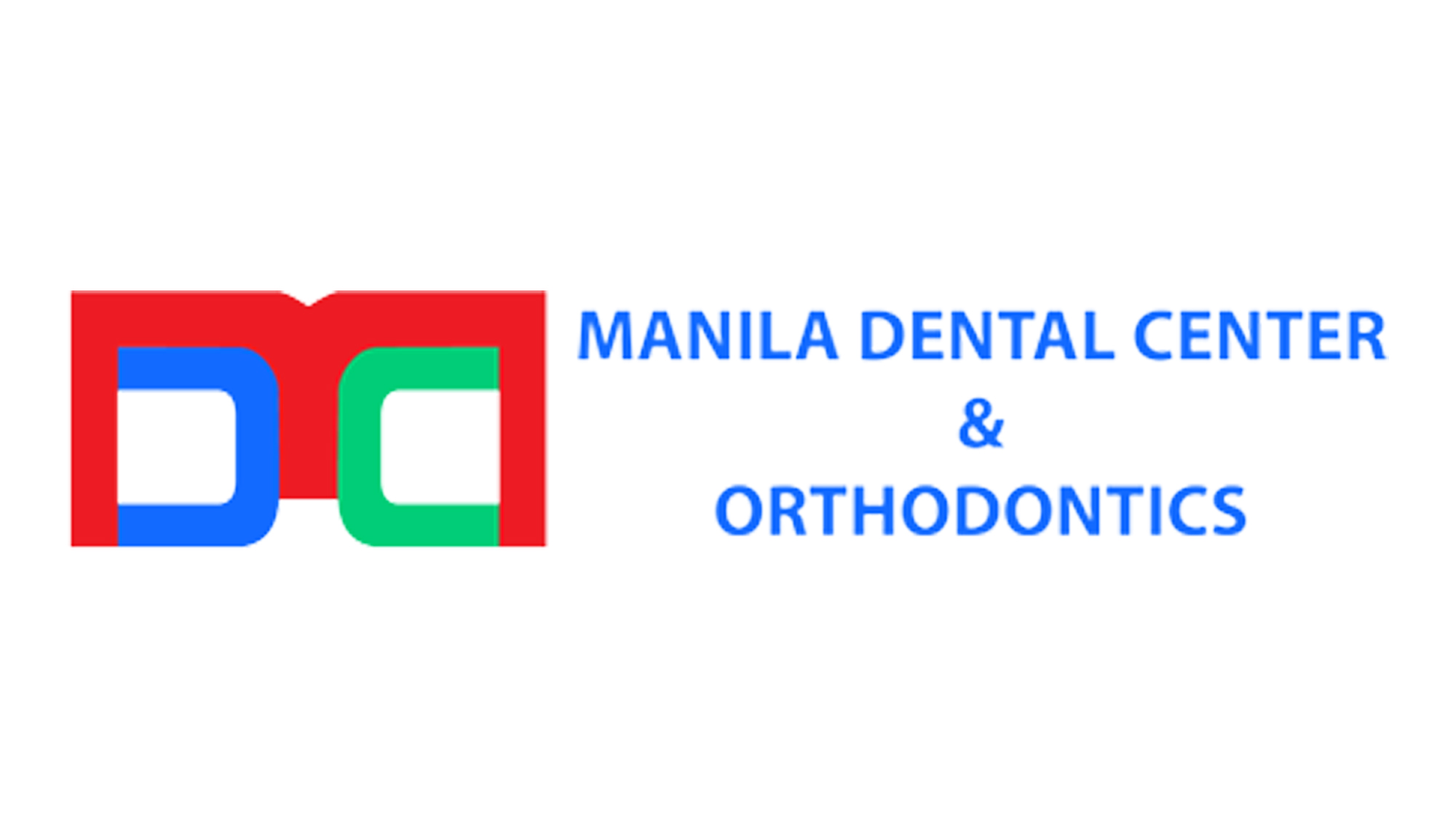 Manila Dental Center logo