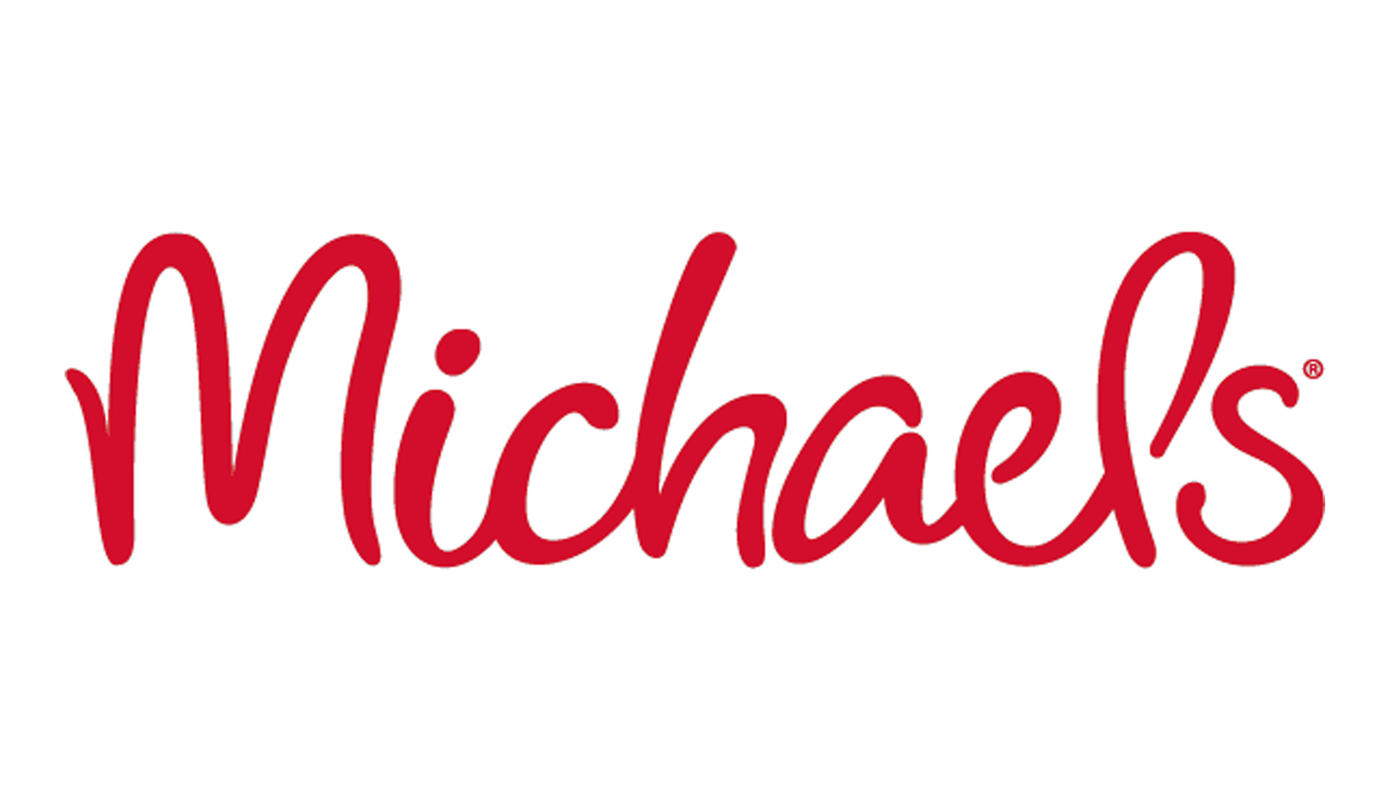 Michaels arts and crafts store logo