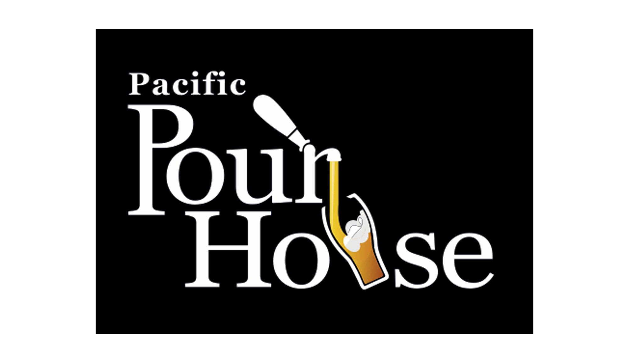 Pacific Pour House restaurant logo
