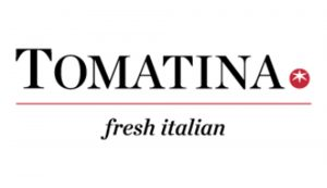 Tomatina restaurant logo