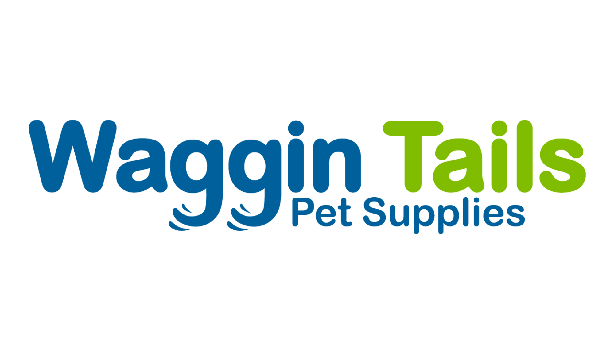 Waggin Tails Pet Supplies logo