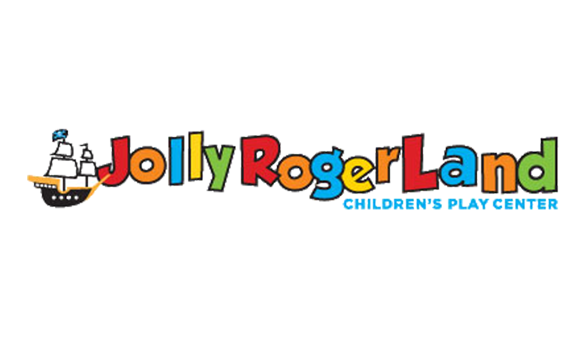 Jolly Roger Land Childen's play center logo
