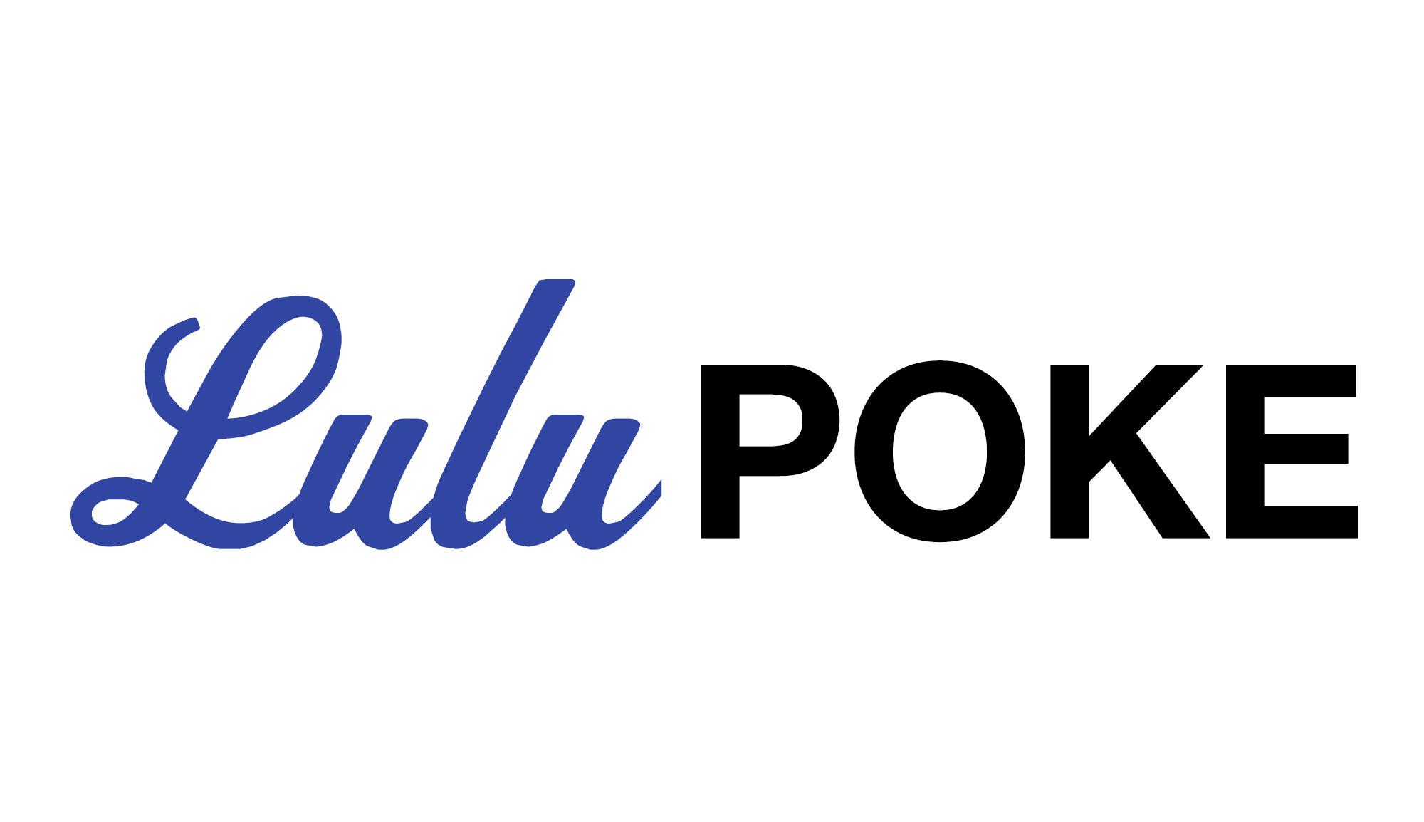 Lulu Poke logo