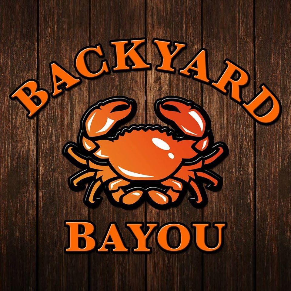 Backyard Bayou logo.